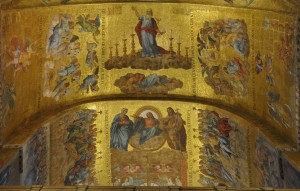 Mosaici - Arcone Apocalisse