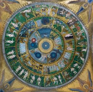 Mosaici - Cupolino della Genesi