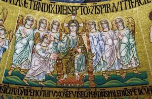 Mosaici - Cupolino della Genesi 7