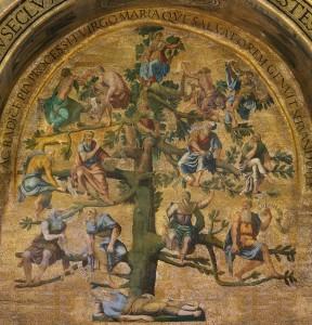 Mosaici - Vergine 2
