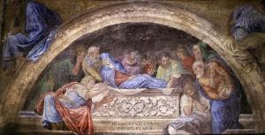 Mosaici - Vergine 3