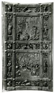Sansovino - Porta Sacrestia