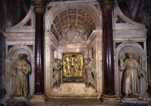Sansovino - Portella tabernacolo